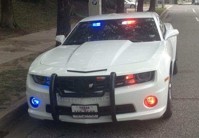 Houston PD's Traffic Enforcement Unit