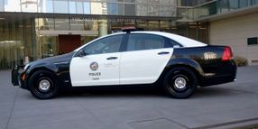 LAPD's Next-Generation Chevy Caprice