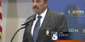 Threats Rise To LAPD Officers