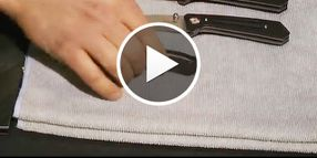 SHOT Show 2014: Video of Kershaw's New Knives
