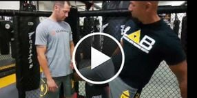 Video: Officer Safety Training Tip: Using Leg Strikes