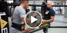 Officer Safety Training Tip: Using Push Kicks