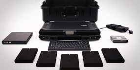 Dell Introduces Digital Forensic System for Field Officers