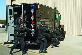 Armored Rescue Vehicles: 3 Effective Deployments