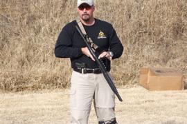 Tactical Shotgun Training at the U.S. Shooting Academy