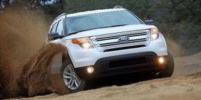 Ford Explorer Video Features Denver Cop