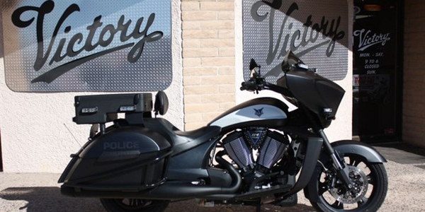 Photo courtesy of Victory Motorcycles.