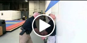 Video: How to Handcuff on a Wall