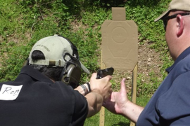 10-8's 1911 Pistol Operator Course