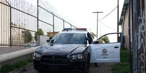 LAPD Rampart's Special Problems Unit