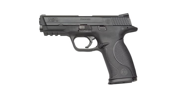 Why I Like Smith & Wesson's M&P Pistol