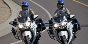 Arizona Troopers Pick Kawasaki for Highway Patrol