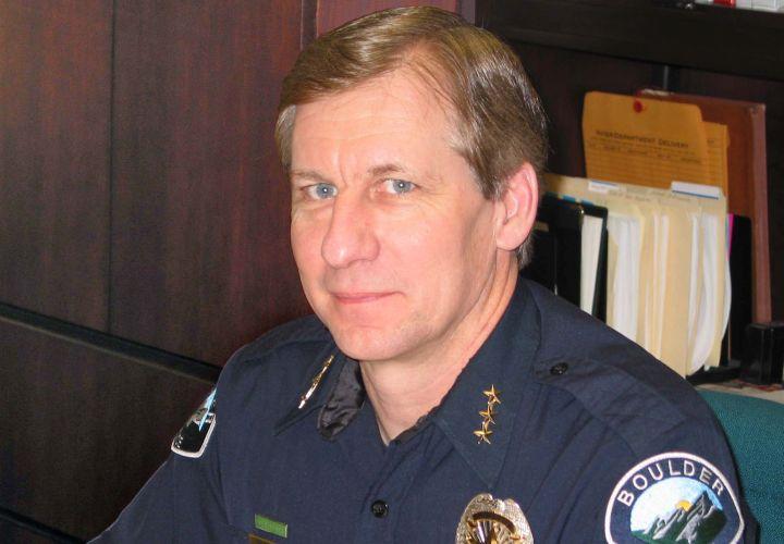 Boulder Police Chief Announces Retirement