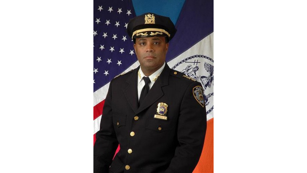 NYPD's Top Uniformed Officer Resigns