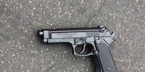 Baltimore Officer Shoots Teen Holding Replica Handgun