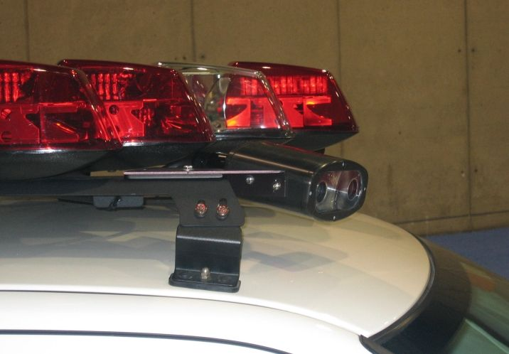 Missouri Agency Equips Patrol Car With 'Plate Hunter'
