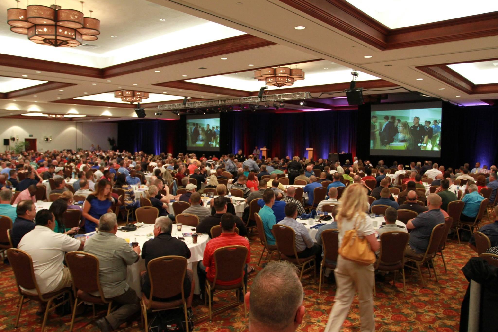 National Association of School Resource Officers Meet in California