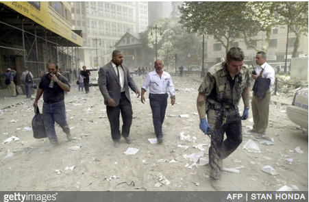 NYPD Captain Recalls Being Recruit Responding to 9/11