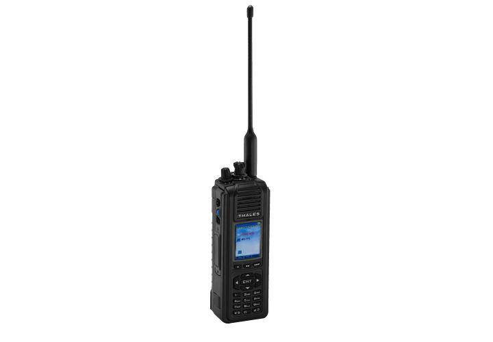 Thales's Liberty Multiband Radio Provides Trunking Interoperability