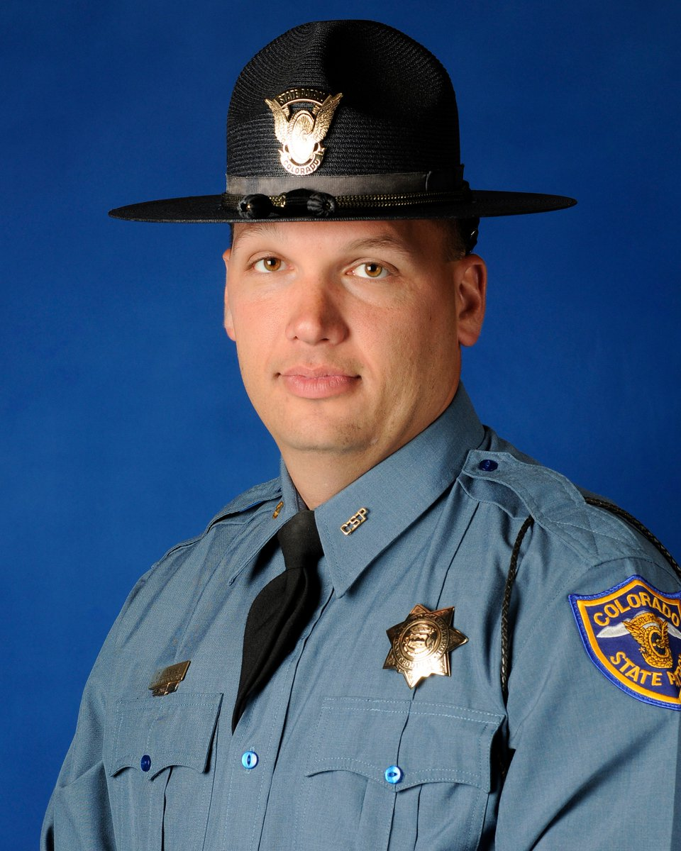 Colorado Trooper was on Shoulder When Struck and Killed by Truck