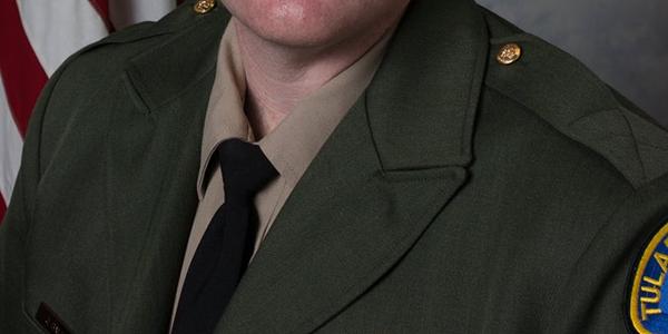 Correctional Deputy Jeremy Meyst (Photo: Tulare County Sheriff's Department)