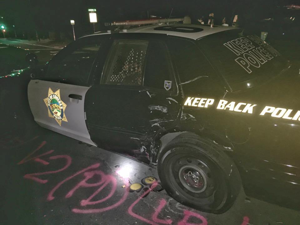 CA Officer Risks Life to Save K-9 Partner