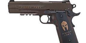 SIG Sauer Introduces the 1911 Spartan BB Training Pistol