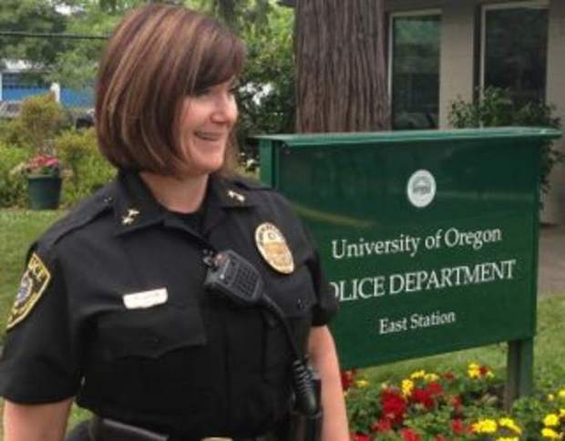 University of Oregon Police Chief Paid to Leave Following Lawsuit
