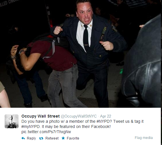 Bratton Defends Failed NYPD Twitter Campaign