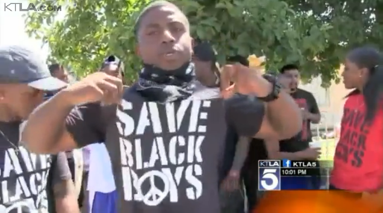 Video Calls for Revenge Against LAPD, Union Warns Members