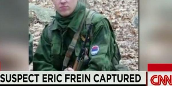 Cop Killer Suspect Eric Frein in Custody in Pennsylvania