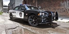 Security, Performance Features Added to 2014 Charger Pursuit