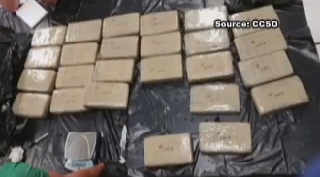 Video: Florida Deputy Catches $12M Worth of Cocaine While Fishing