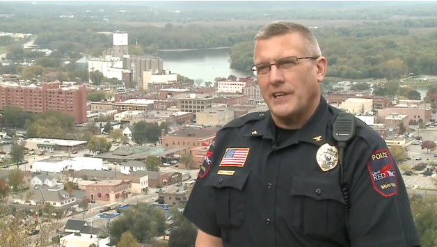 Video: Minnesota Town Calls for Attacks on Police to be Considered Hate Crimes
