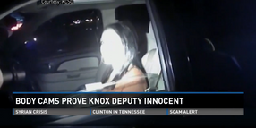 Video: Body Cams Help Prove Tennessee Deputy Innocent