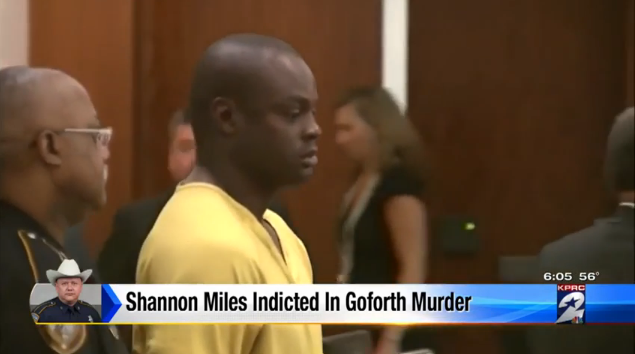 Video: Man Indicted in Shooting Death of Texas Deputy at Gas Station
