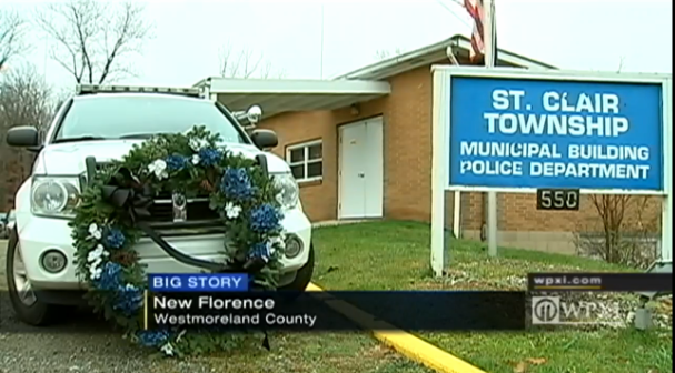 Video: Pennsylvania Officer Shot and Killed at Domestic