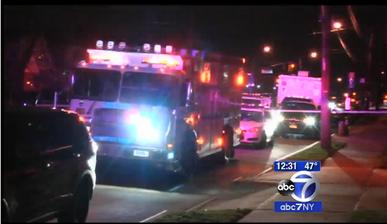 Video: Off-duty NYPD Officer Robbed, Fatally Shoots Suspect