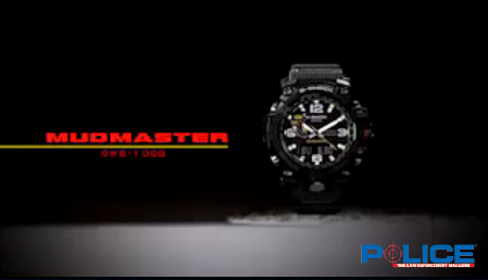 Video: G-Shock MUDMASTER GWG1000 Watch Made for Hard Use