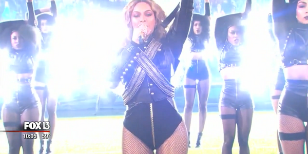 Video: Requests for Tampa Officers to Work Beyonce Concert Unfilled
