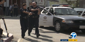 Video: LAPD Offers Inside Look at Police Shooting Investigations, Training