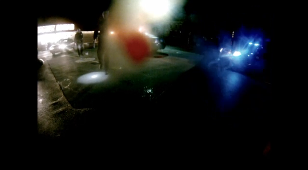 Video: Witness Came to Aid of Injured Kentucky Officer After Shooting