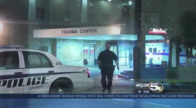 Video: Undercover Alabama Officer, Suspect in Critical Condition After Shootout