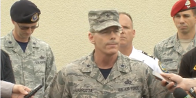 Video: Two Killed in Shooting at Air Force Base in Texas