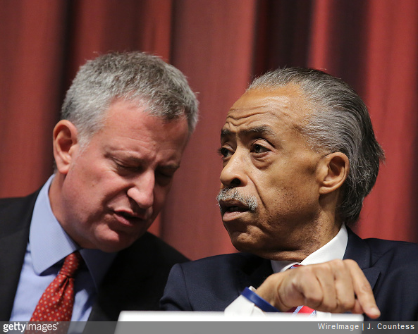 NYPD Union Survey Shows Officers Very Unhappy with de Blasio, City Government