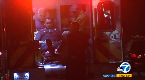 Video: 1 Dead, 2 LAPD Officers Hospitalized After Shooting