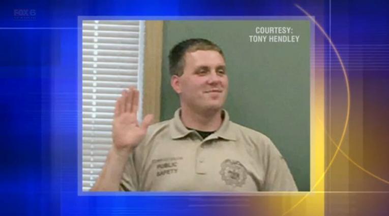 Video: Wisconsin Officer Killed in Single-Car Crash
