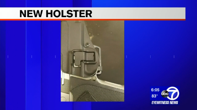 Video: NYPD Transitioning to a New Duty Holster