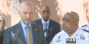 Video: Baltimore Police Consult New Orleans PD After Justice Department Report