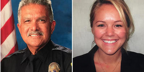 Video: Palm Springs, CA, Mourns 2 Officers Killed in Weekend Shooting